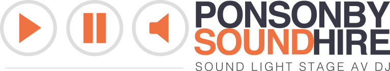 Ponsonby Sound Hire